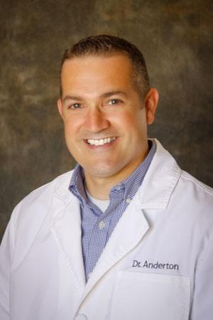 Dr. Mark Anderton
